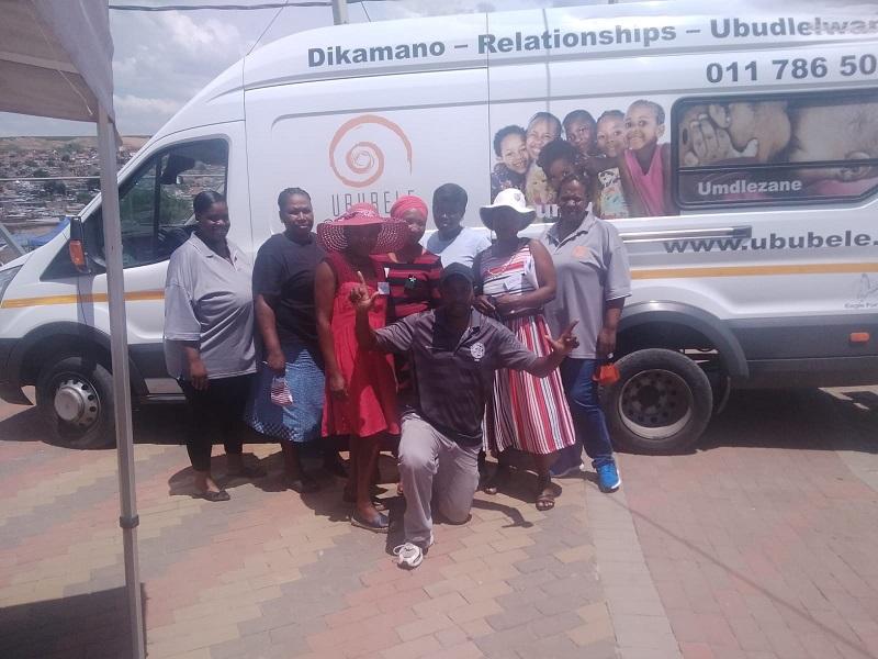 ICDP at Ubulele