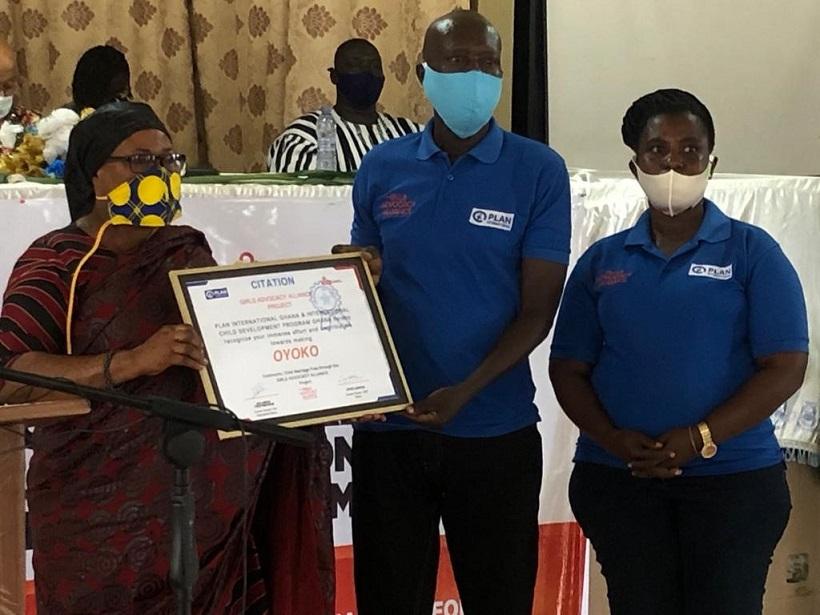 ICDP Ghana update