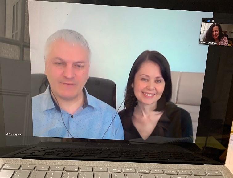 Trainers' report from Ukraine