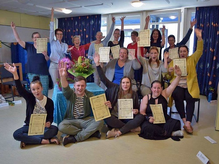 First day care team in Germany completed their ICDP training