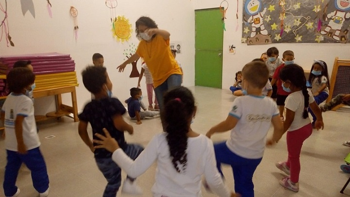 Learning by creating, new project in Medellin